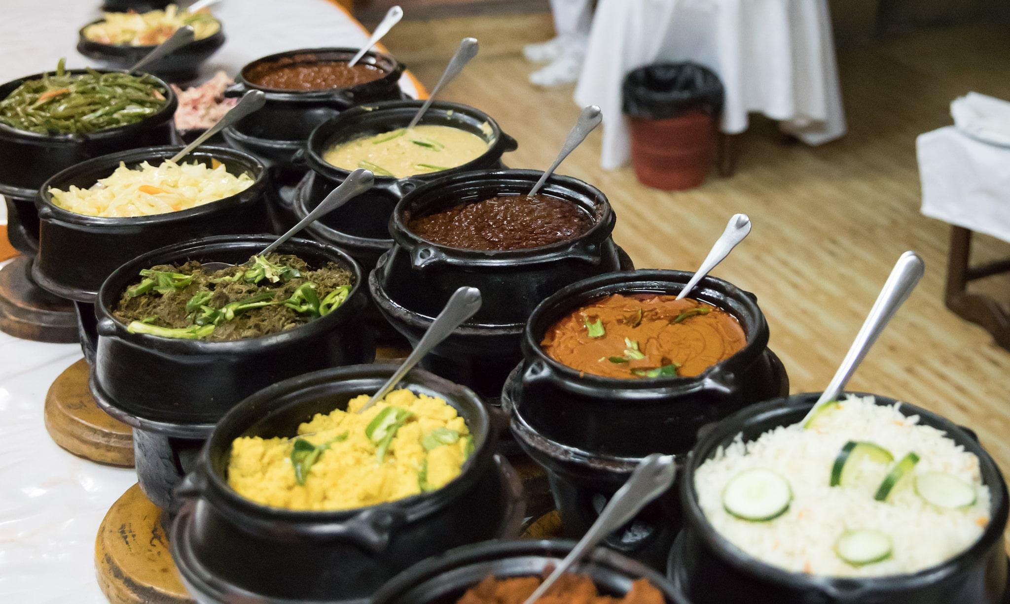 Vegan and vegetarian-friendly restaurants in Accra |